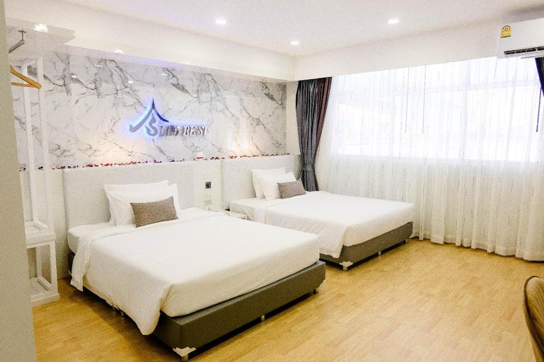 Siam Best Hotel, Ratchathewi