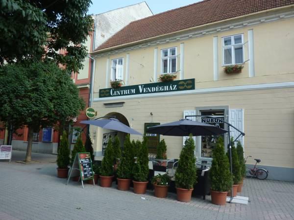 Centrum Panzio, Mohácsi