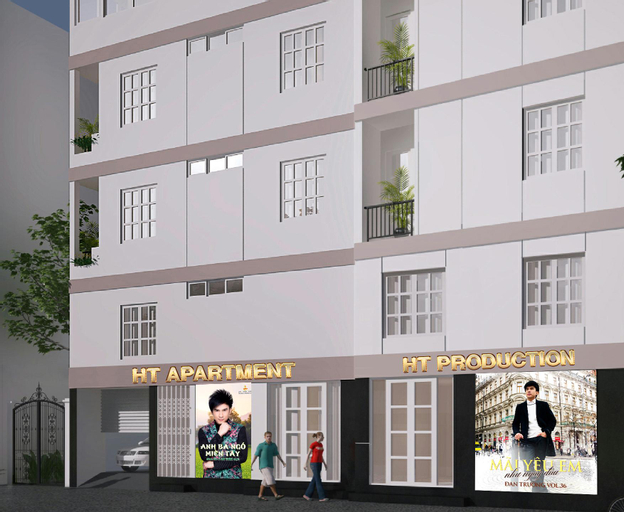 HT Apartment Saigon , Quận 3