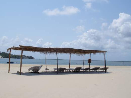 Diamond Beach Village, Lamu West