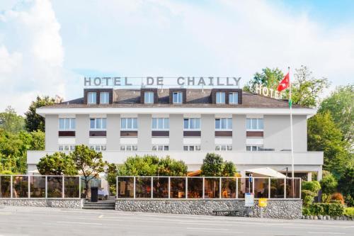 Hotel De Chailly, Pays-d'Enhaut