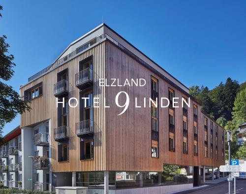 ElzLand Hotel 9 Linden, Emmendingen