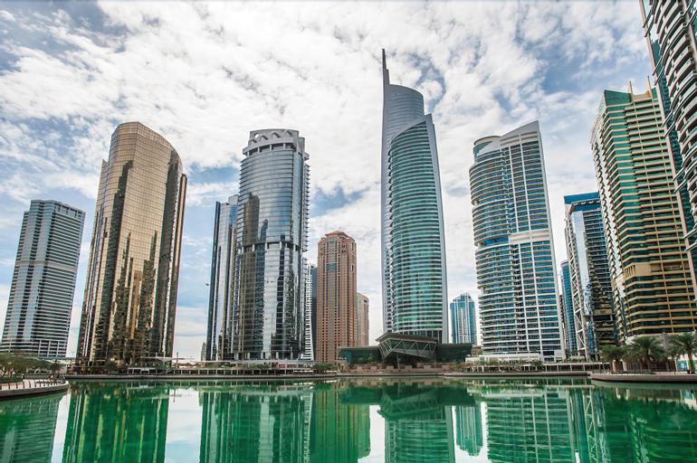 Piks Key - Dubai Gate 1,