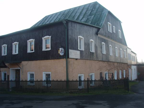 Penzion Hubertus, Děčín