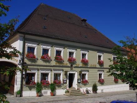 Hotel zur Post, Cham