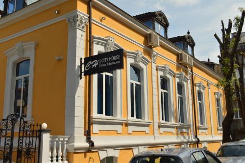 City House Hotel & Restaurant, Rousse