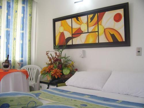 Hotel Bucaros, Espinal