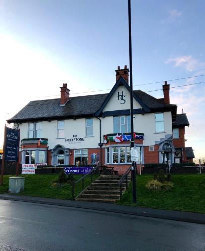 The Holystone Bar & Restaurant, North Tyneside