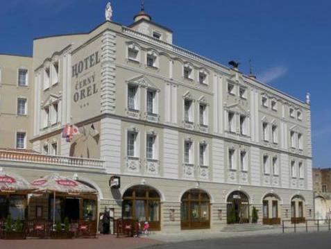 Hotel Cerny Orel Zatec, Louny