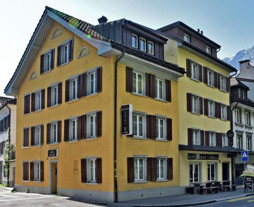 Hotel Freihof, Glarus