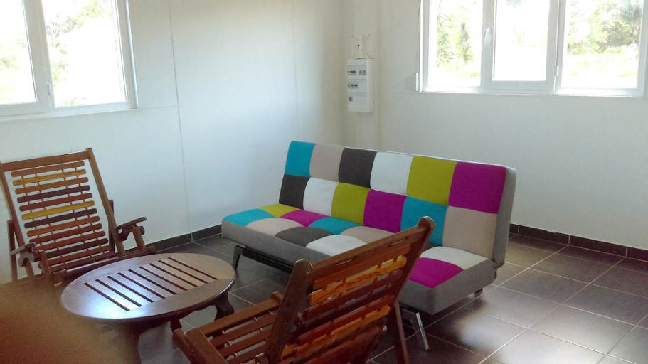 House With 2 Bedrooms in Macouria, With Enclosed Garden and Wifi - 15 km From the Beach, Macouria (-Tonate)
