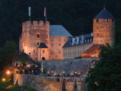 Burg Deutschlandsberg, Deutschlandsberg