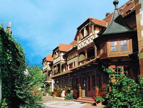 Hotel au Heimbach, Bas-Rhin