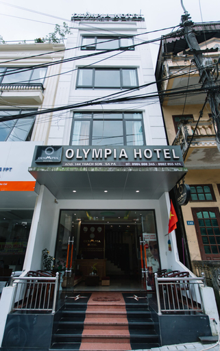 Olympia Hotel, Sa Pa