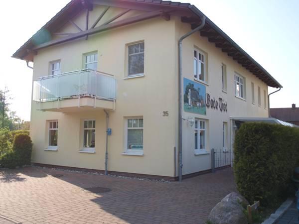 Hotel Gode Tied, Vorpommern-Rügen