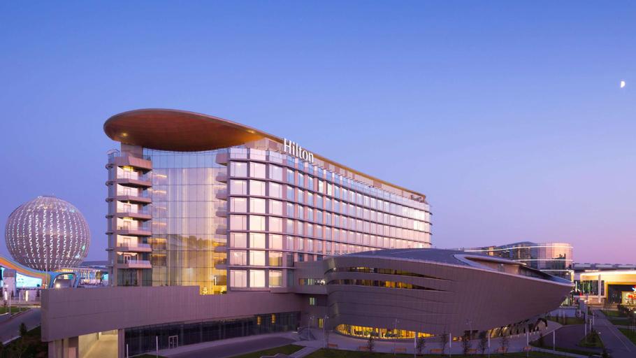 Hilton Astana, Tselinogradskiy
