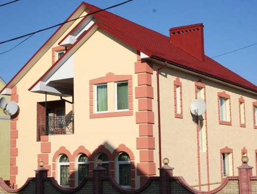 Villa Ruben, Kamianets'-Podil's'kyi
