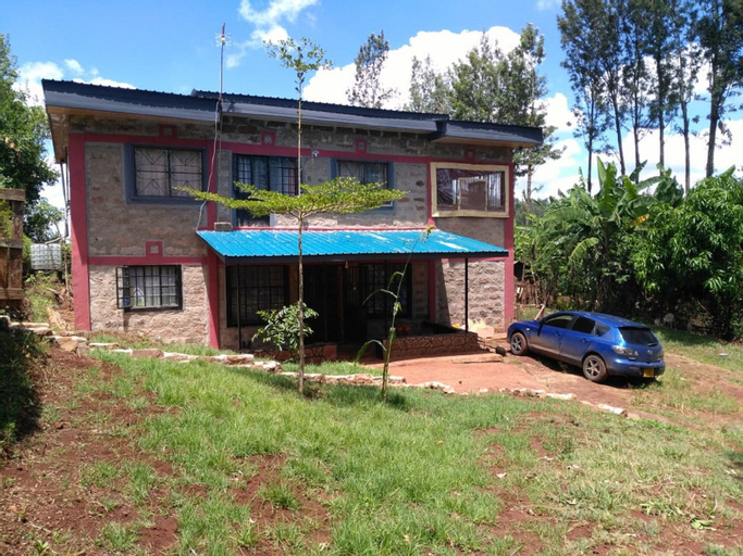 Karugia House, Kangema