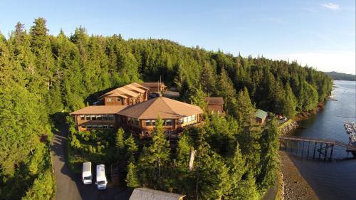 Salmon Falls Resort, Ketchikan Gateway