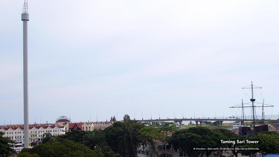 V'la Heritage Melaka, Kota Melaka