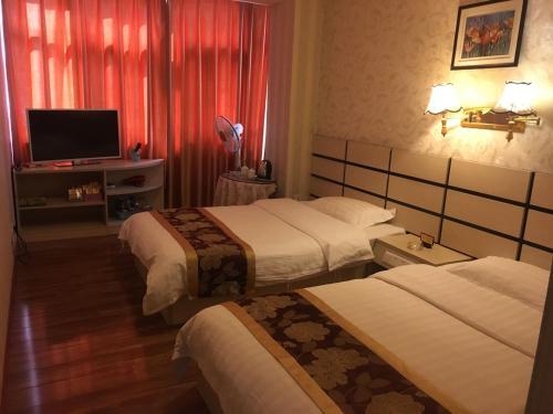 Baohe Guesthouse, Yuxi