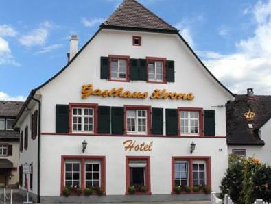 Hotel & Restaurant Krone, Lörrach