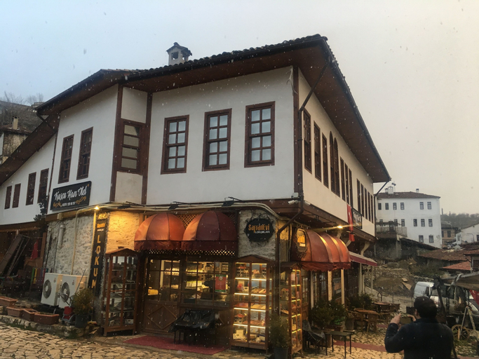 Kuscu Han Otel, Safranbolu