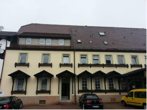 Hotel Dorfschenke, Pirmasens