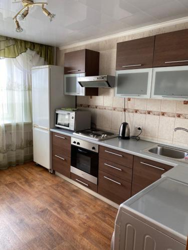 Apart-Hotel Mirkvartir, Minusinskiy rayon