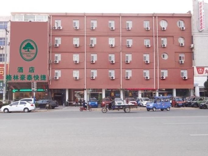 GreenTree Inn Gaobeidian Jingguang South Street Railway Station, Baoding