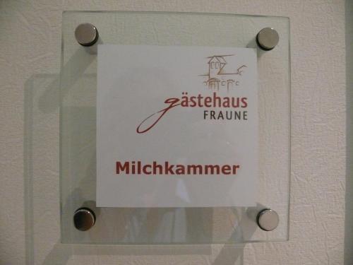 Gastehaus Fraune, Paderborn