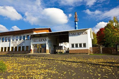 Hotel Sklarna Harrachov, Semily