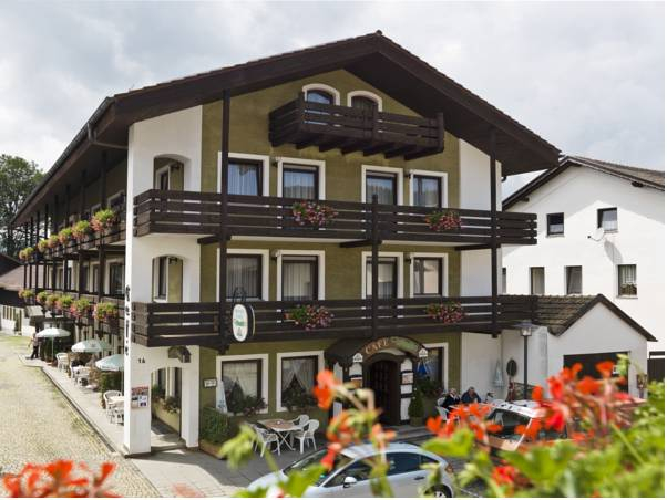 Hotel Braukeller, Cham