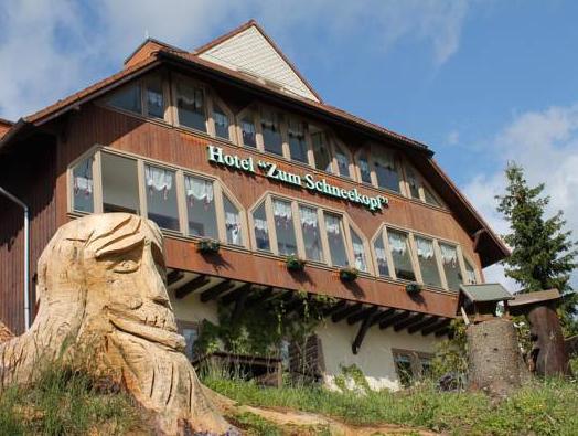 Hotel Zum Schneekopf, Ilm-Kreis