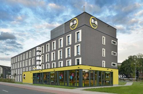 B&B Hotel Mulheim an der Ruhr, Mülheim an der Ruhr