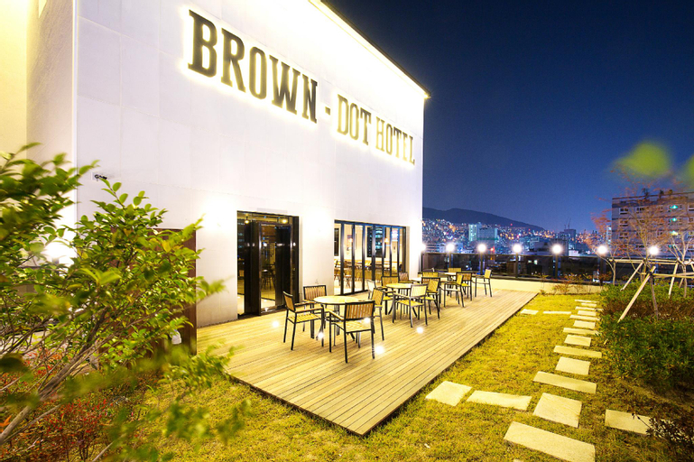 Brown Dot Hotel Business Busan Station, Dong