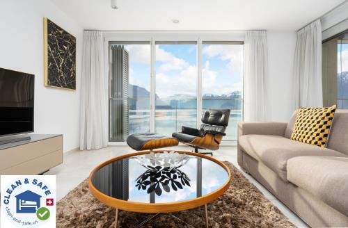 Montreux Lake View Apartments and Spa, Pays-d'Enhaut
