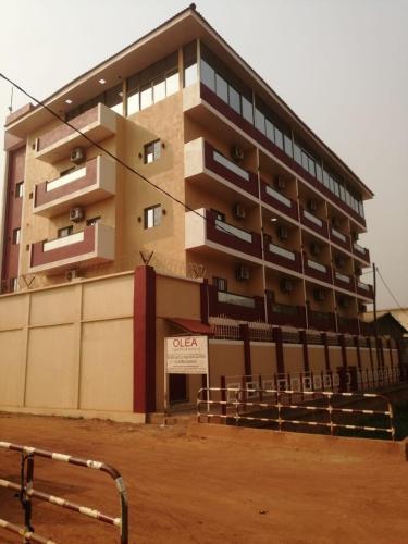 La Couronne Suites, Bangui