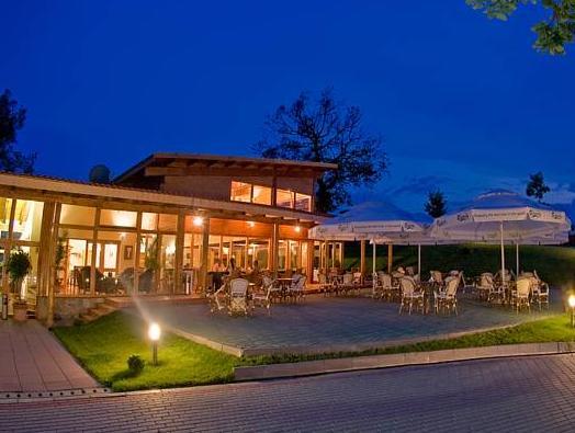 Golf Hotel Pianu, Pianu De Sus