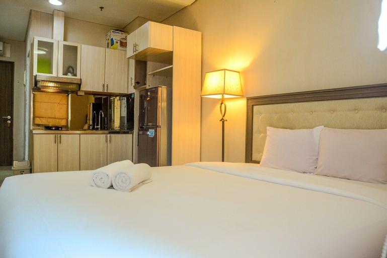 Leisure Studio Room Sunter Icon Apartment, Jakarta Utara