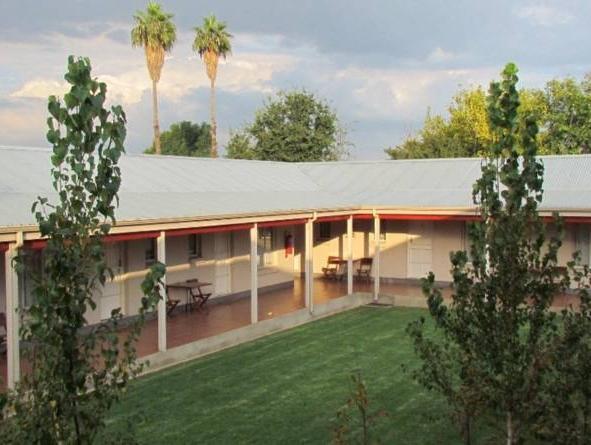 Die Dorps-Akker Gastehuis, Ekurhuleni