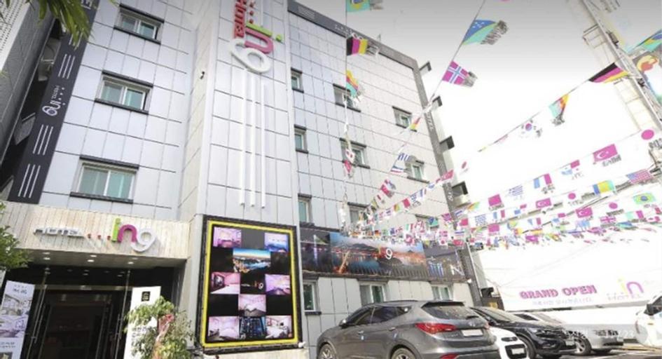 Yeosu ING Hotel, Yeosu