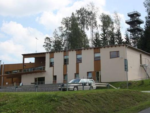 Holstre-Polli Holiday Centre, Paistu