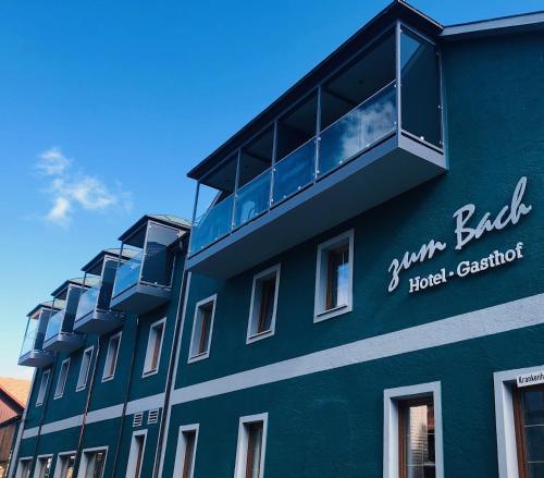 Hotel-Gasthof zum Bach, Cham