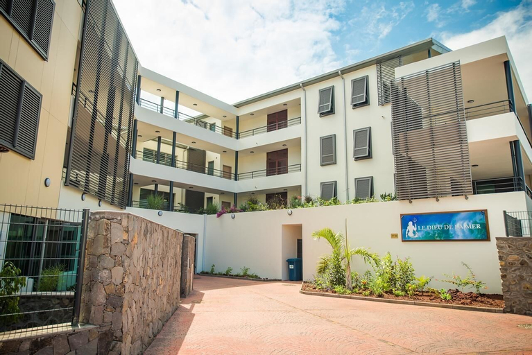 Appartement Ylang Ylang, Saint-Paul
