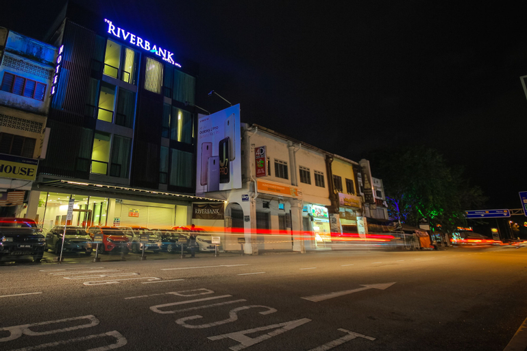 The Riverbank Hotel, Kuantan