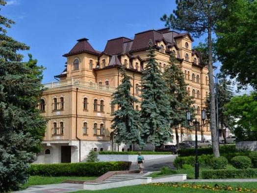 Bristol Spa-Hotel, Pyatigorsk