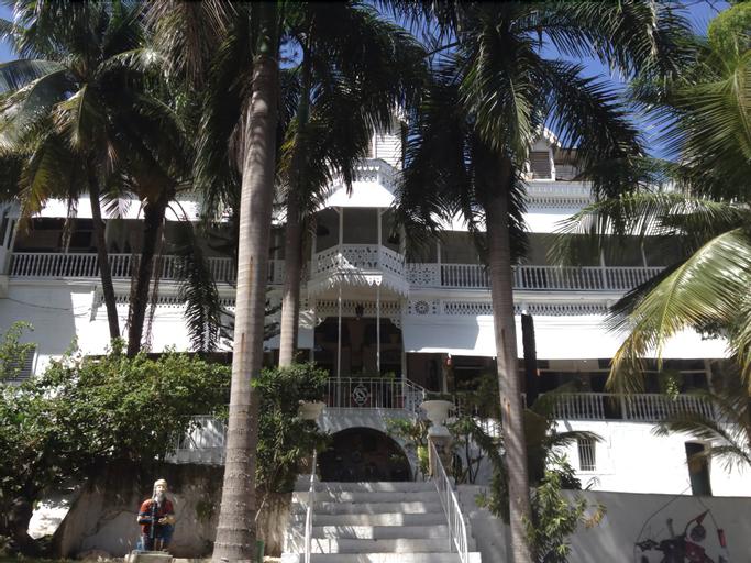 Hotel Oloffson, Port-au-Prince