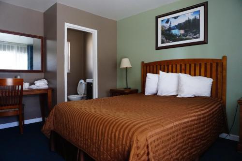 A&A Lake Tahoe Inn, El Dorado