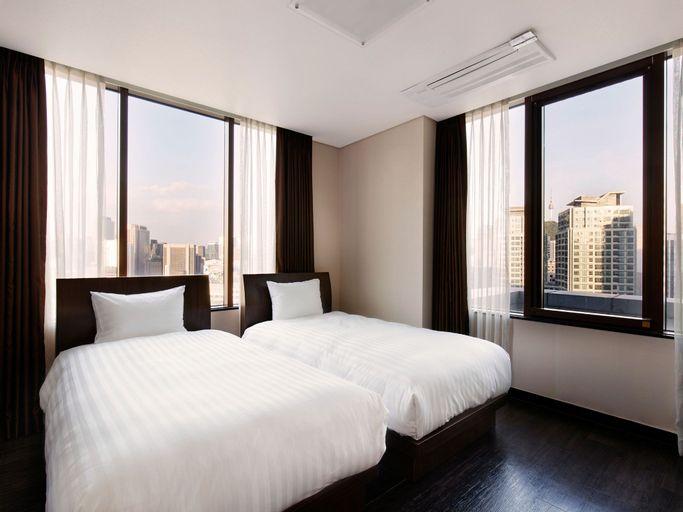 Vabien Suite 2 Residence Seodaemun, Jung